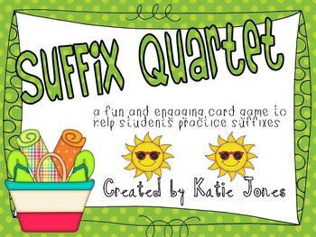 Suffix Quartet