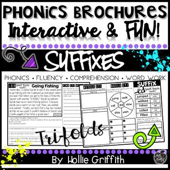 Suffix Reading Passages {Phonics Brochures}