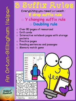 Suffix Rules