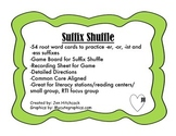 Suffix Shuffle -er, -or, -ist and -ess