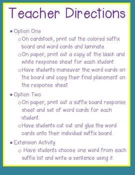 Suffix Sort and Sentences