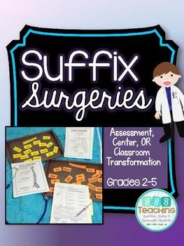 Suffix Surgery: English Engagement