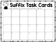 Suffix Task Cards