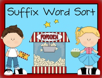 Suffix Word Sort
