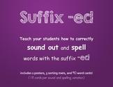 Suffix -ed