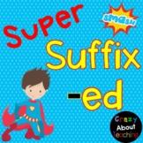 Suffix -ed Presentation