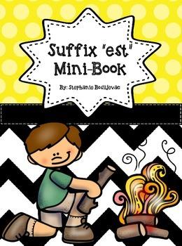 Suffix est (Mini-Book)