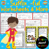 Suffix -ful Worksheets & More