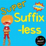 Suffix -less Presentations