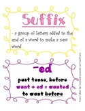 Suffix mini posters