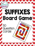 Suffixes Board Game