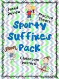 Suffixes Bundle with Sport Theme