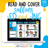 Suffixes -ED and -ING - Digital Read and Cover | Google Slides