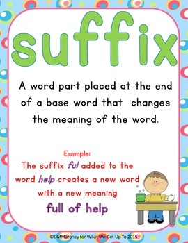 Suffixes: Introduction to -ly, -less, and -ful