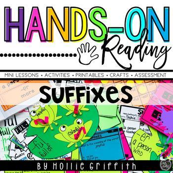 Suffixes L.1.4.b {Hands-on Reading}