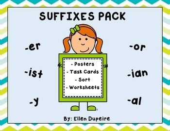 Suffixes Pack