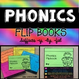 Suffixes | Phonics Flip Book | Journeys The Goat in the Rug