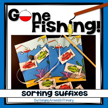 Suffixes Sorting Center - Gone Fishing!