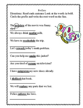 Suffixes and Prefixes-A Comprehensive review