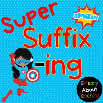 Suffixes -ed & -ing Presentation
