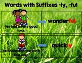 Suffixes -ly, -ful Activities and Practice