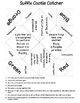 Suffixes -y, -ish, -ment, -hood I Have Who Has Game and Printables