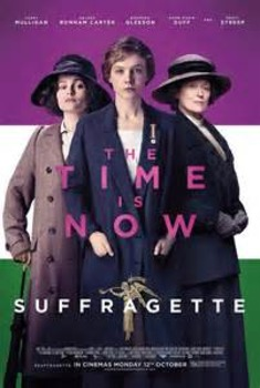 Suffragette - Movie Guide