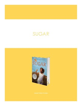 Sugar Battle of the Books Questions