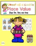 Common Core Aligned - Sugar Cookies Place Value Fun!
