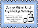 Sugar Cube Arches: Engineering Challenge Project ~ Great STEM Activity!
