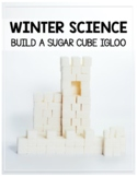 Winter Science Chalenge: Build a Sugar Cube Igloo