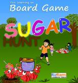 Sugar Hunt (Printable Board Game)
