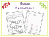 Sugar Nutrition Experiment Activity & Graph ~ Fun Lesson t