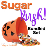 Sugar Rush: a Collection of Games for Teaching: BUNDLE