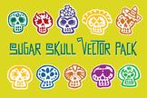 Sugar Skull Clip Art