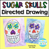 Sugar Skull Directed Drawing