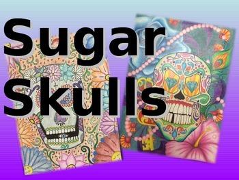 Sugar Skull Power Point