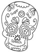Sugar Skull Speech Therapy Craft {articulation craftivity}