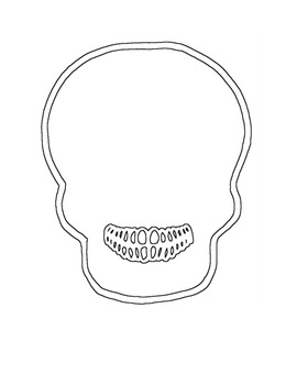 Sugar Skulls: Coloring Pages for Halloween and The Day of the Dead