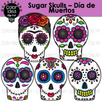 Sugar Skulls - Día de Muertos