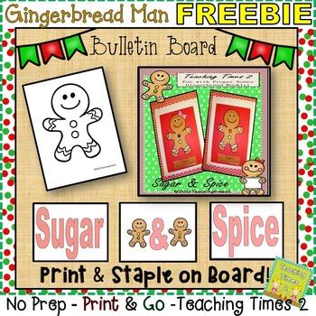 Bulletin Board Ready Sugar & Spice
