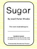 Sugar by Jewell Parker Rhodes Novel Study / Full Key