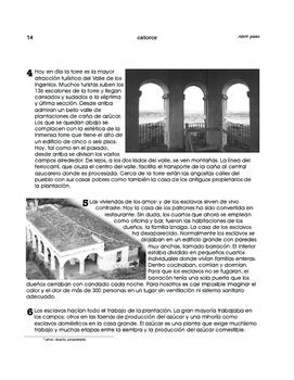 Cuba: Plantations + Slavery (1) / A Sunken Treasure (2);  SP Intermediate 2