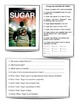 """""""Sugar"""" spanish movie worksheets"""