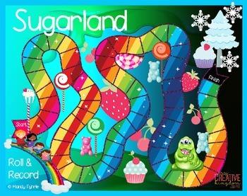 Sugarland Board Game Printable