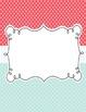 Sugary Sweet Planner/Binder Combo