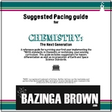 Suggested Pacing Guide for NGSS Chemistry