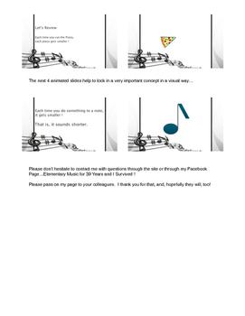 Elementary Music, Teaching Musical Math