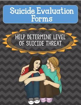 Suicide Evaluation & Action Steps
