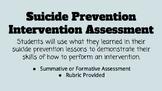 Suicide Prevention Intervention Assessment